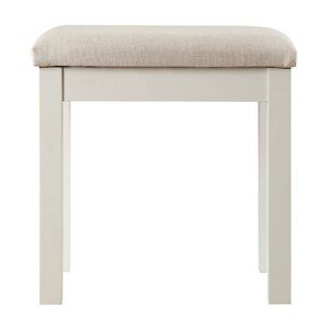 St Ives Upholstered Dressing Table Stool