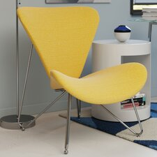 Brooklyn Contemporary Accent Chair by Wade Logan