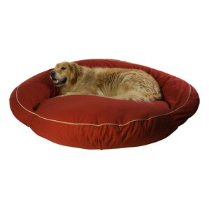 bolster dog beds you'll love | wayfair