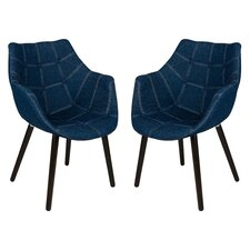 Milburn Armchair (Set of 2) by LeisureMod