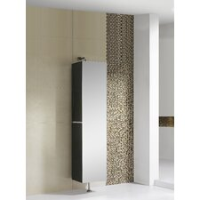 Sundance High Gloss 15.75 W x 64.88 H Wall Mounted Cabinet by Fine Fixtures