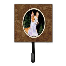 Starry Night Ibizan Hound Leash Holder and Wall Hook by Caroline's Treasures