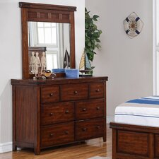 Stryker 7 Drawer Dresser by Loon Peak