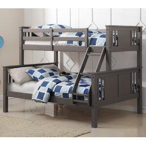 princeton twin over full slat bed - Boys Bed Frame