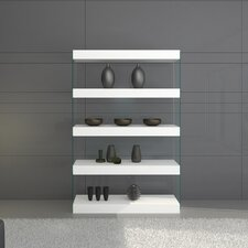 Domenica 72 Standard Bookcase by Wade Logan