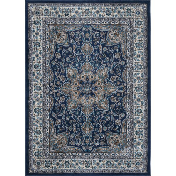 Andover Mills Tremont Blue Area Rug U0026 Reviews | Wayfair