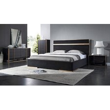 Edford Panel Bedroom Set by Wade Logan