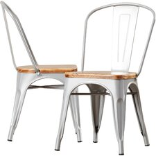 Niles Side Chair (Set Of 2)  Metal Kitchen Chairs