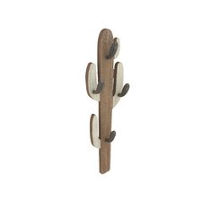 Cactus Wall Mounted Coat Rack by Cole & Grey