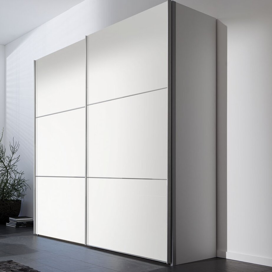 express m bel schwebet renschrank solutions bianco 216 cm. Black Bedroom Furniture Sets. Home Design Ideas