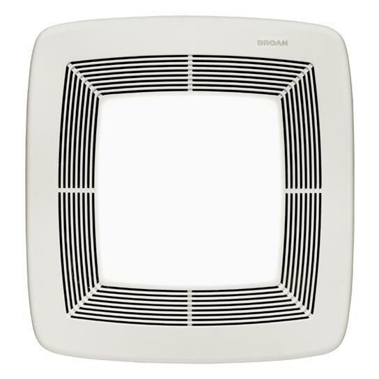 Broan Ultra Green 110 Cfm Ceiling Bathroom Exhaust Fan: Broan Ultra Pro™ 110 CFM Energy Star Bathroom Fan With