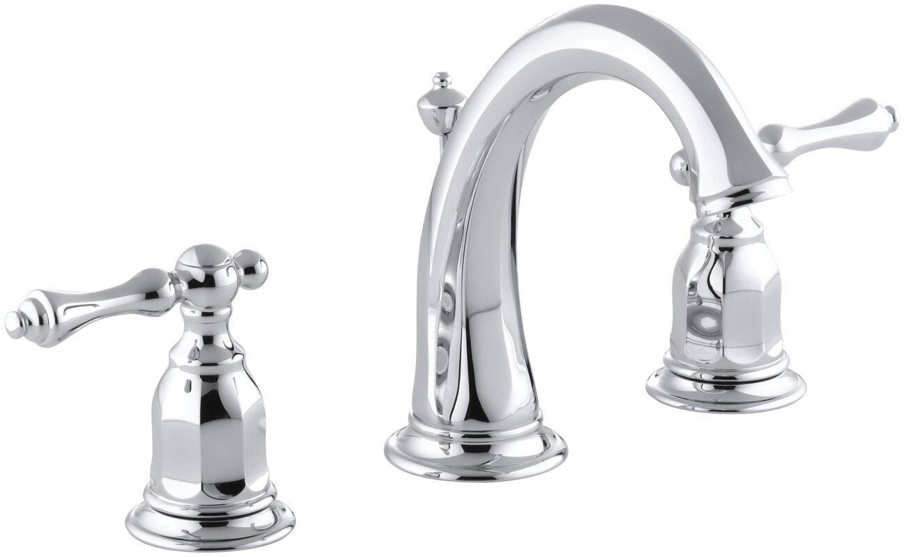 brushed nickel sink faucets you'll love | wayfair
