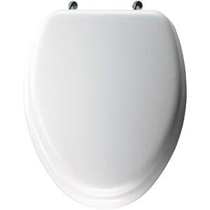 cushioned elongated toilet seat