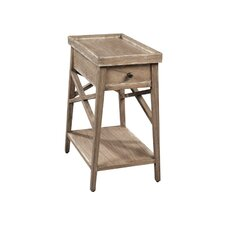 Primitive End Table by Hekman