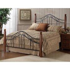 Alyson Metal Bed by Fleur De Lis Living