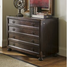 Prestonwood Southall 4 Drawer Lingerie Chest by Sligh