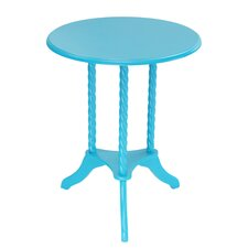 Classica Pedestal End Table by Viv + Rae