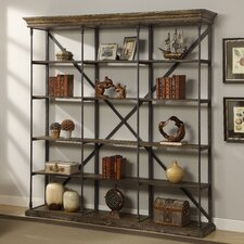 Large 86 Etagere Bookcase by Coast to Coast Imports LLC