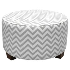 Mericle Upholstered Ottoman by Brayden Studio