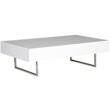 Melody Rectangular Coffee Table by Wade Logan
