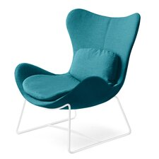 Lazy Metal Arm Chair by Calligaris