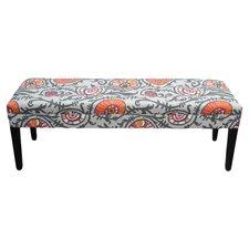 Willard Cotton Bedroom Bench by Sole Designs