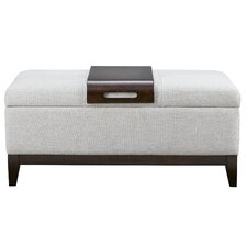 Coffey Upholstered Storage Bedroom Bench by Mercury Row