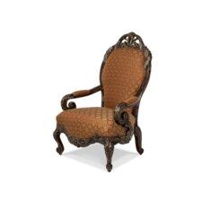 Essex Manor High Back Chair by Michael Amini (AICO)