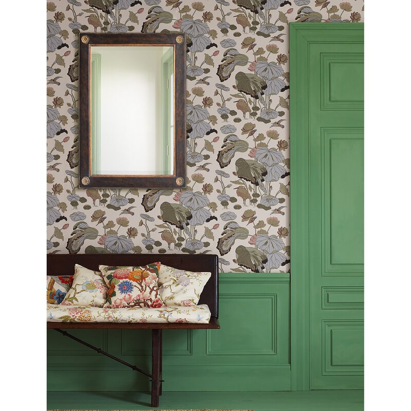 Wayfair Wall Mirrors ren-wil ragna framed rectangular accent wall mirror | wayfair