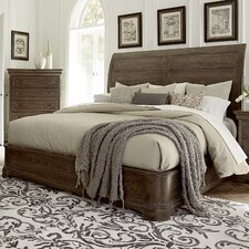 Pond Brook King Panel Bed by Darby Home Co