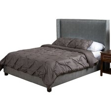 Neihoff Upholstered Panel Bed