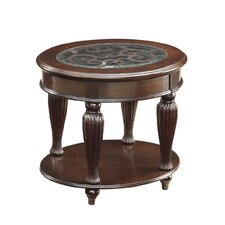 Cattle End Table by Darby Home Co