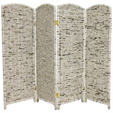 47.75 x 63 4 Panel Room Divider by Oriental Furniture
