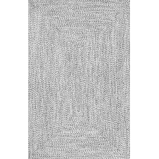 Canton Gray Indoor/Outdoor Area Rug