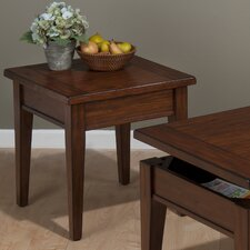 Dunbar End Table by Jofran