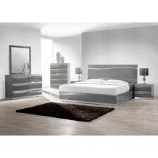 Minden Platform 5 Piece Bedroom Set by Wade Logan