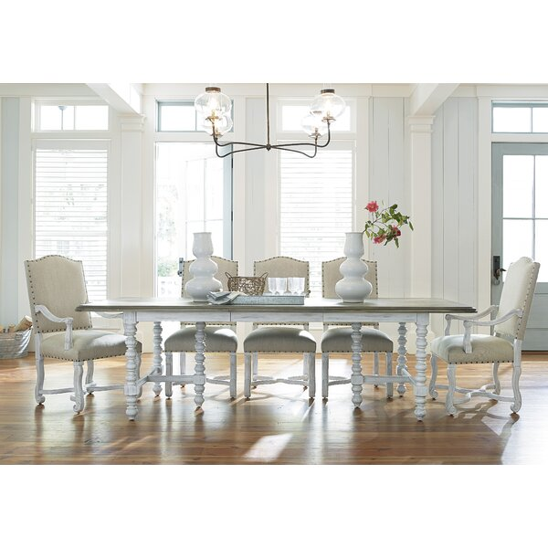 Paula Deen Home Dogwood Extendable Dining Table Reviews Wayfair