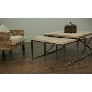 bohemian coffee table sets you'll love | wayfair