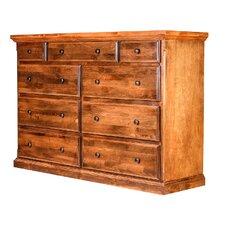 9 Drawer Dresser by Forest Designs