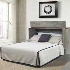 Estella Queen Storage Murphy Bed with Mattress by Pyper Marketing LLC