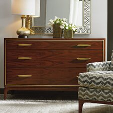 Take Five Carleton 3 Drawer Dresser by Lexington
