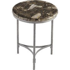 Turn to Stone End Table by Home Styles