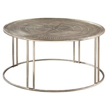 Compass Coffee Table by Hekman