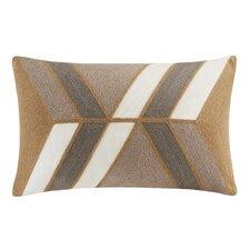Aero Embroidered Lumbar Pillow