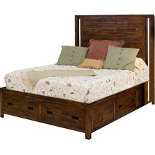 Oilton Storage Platform Bed by Loon Peak