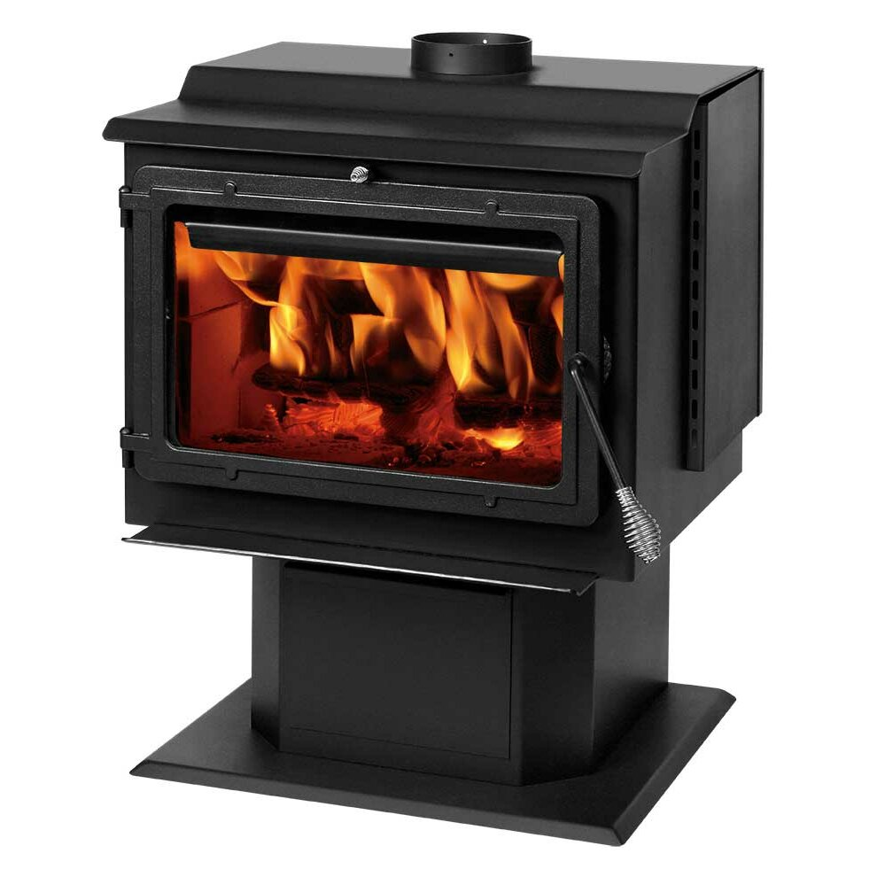 Direct Vent Wood Stove - England's Stove Works 2,400 Sq. Ft. Direct Vent Wood Stove