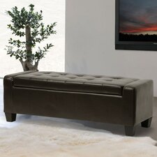 Baxton Studio Ottoman by Wholesale Interiors