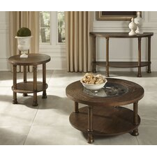Clockworks Occasional Coffee Table Set by Wildon Home