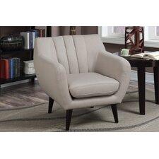 Bobkona Mauro Arm Chair by Poundex