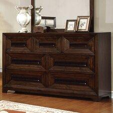 Vineland 7 Drawer Dresser by Loon Peak